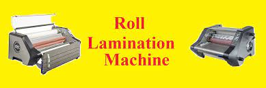Roll Lamination Machine In Chennai