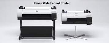 Canon Wide Format Printer Distributor