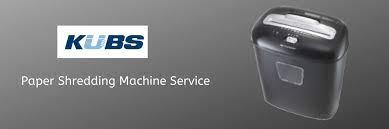 Paper Shredding Machine Service